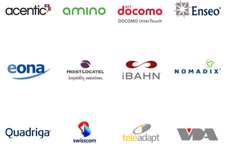 Third party integration. Our partners.