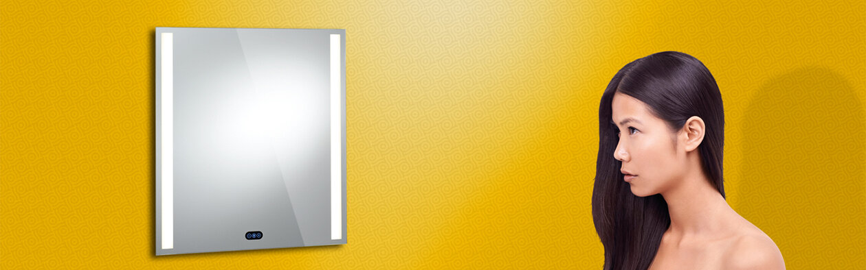 Lighted Mirror Pure